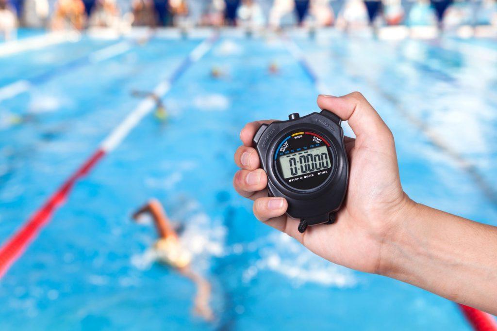 水泳のタイム測定について知っておきたい予備知識など