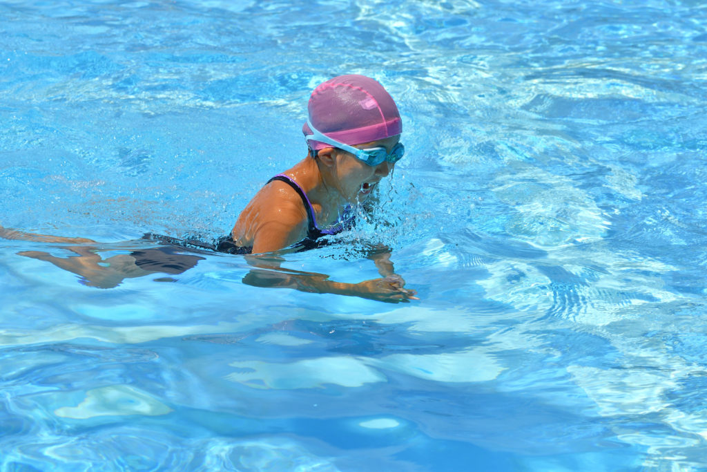 【小学生】平泳ぎの平均タイム【距離別、男女別】